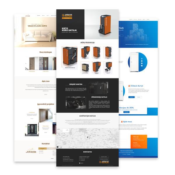 Kataloginė svetainė